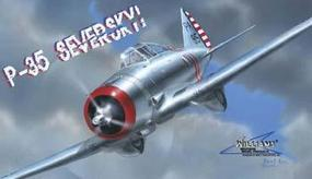 Williams-Brothers P-35 Seversky Plastic Model Airplane Kit 1/32 Scale #32535