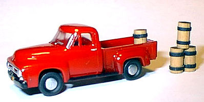Williams Brothers Ho '53 PICK-UP