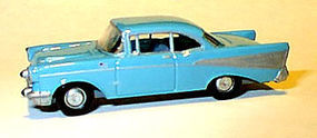 Williams-Brothers Ho 57 BEL AIR 2door HARD TOP