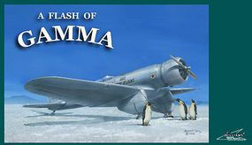 Williams-Brothers 1/72 Gamma Single-Engine Monoplane Cargo Aircraft (Limited Prod. Re-Release)