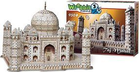 Wrebbit Taj Mahal, India (950pcs) 3D Jigsaw Puzzle #2001