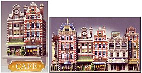 Wrebbit Wrebbit 3D- Urbania Collection- Cafe Foam Puzzle (285pcs)