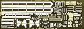White-Ensign USS Gato Class Submarine Detail Set Plastic Model Ship Accessory 1/144 #14401