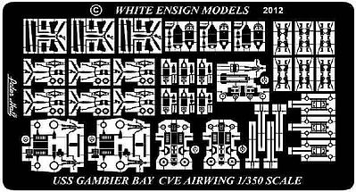 TOM/'s 1//700 USN Escort Carrier detail set 707 X