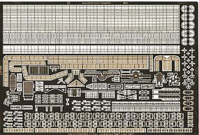 White-Ensign USS Enterprise Detail Set for TAM Plastic Model Ship Accessory 1/350 Scale #3522