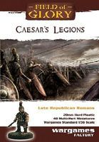 Wargames Caesars Legions Plastic Model Figure Kit 1/56 Scale #fg1