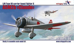 Wingsy 1/48 A5M2b Claude Type 96 IJN Carrier-Based Fighter II (Late Version)