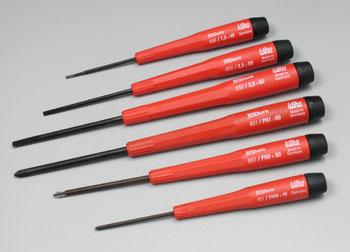Wiha Tools Pro Turn Slot/Phillips Set 6pc