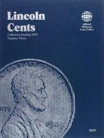 Whitman Lincoln Cents 1975+ Coin Folder Coin Collecting Book and Supply #0307090337