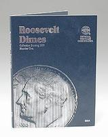 Whitman Folder Roosevelt #2 1965 - 2004 Coin Collecting Book and Supply #0307090345
