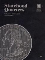 Whitman Statehood Quarters 1999-2001 Coin Folder Coin Collecting Book and Supply #0307096971