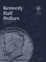 Whitman Kennedy Half Dollars 1964-1985 Coin Folder Coin Collecting Book and Supply #0307096998