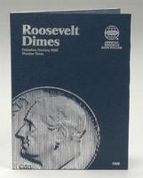 Whitman Roosevelt #3 2005 Coin Collecting Book and Supply #0794819397
