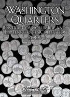 Whitman Washington Quarters '09 Folder Coin Collecting Book and Supply #0794826407