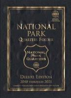 National Park Quarters 2010-21 Deluxe Edition Coin Collecting Book and Supply #0794828752