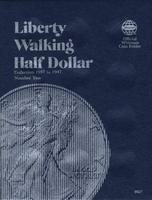 Whitman Liberty Walking #2 Half Dollar Folder 1937-1947 Coin Collecting Book and Supply #09027-2