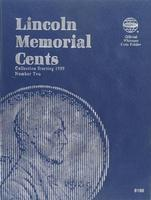 Whitman Lincoln Memorial Cents 1999-2004 Coin Folder Coin Collecting Book and Supply #1582381968