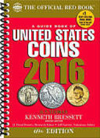 Whitman OFFICIAL RED BOOK of COINS 16