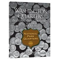 Whitman Harris Folder Vol-1 2010-2015 Coin Collecting Book and Supply #2880