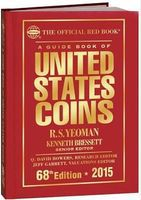 Whitman 2015 68th Edition Guide Book of US Coins Red Book Coin Collecting Book and Supply #42135