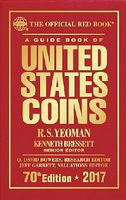 Whitman 2017 70th Edition Guide Book of United States Coins Red Book