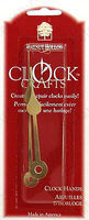 Walnut-Hollow Gold Clock Hands 4 Clock Making Accessory #1003