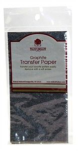 Walnut Hollow Graphite Transfer Paper 12''x24'' -- Craft Accessory -- #1095