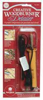 Creative Woodburning Pen Detailer Wood Burning Kit and Tool #24414