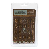 Walnut-Hollow Hotstamps Number and Symbol Set