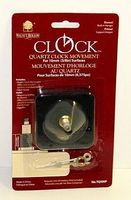 Walnut-Hollow 3/8 Shaft Clock Movement & Hands Clock Making Kit #500