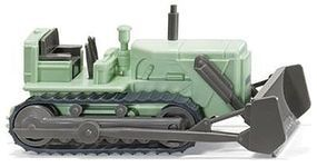 Wiking Construction Equip Gmeinder Kaelble PR 610 Bulldozer HO Scale Model Railroad Vehicle #65508