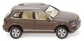 Wiking VW Touareg brown Mtllc - HO-Scale