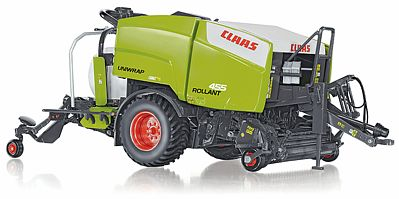 Wiking Claas Uniwrap Rollant 455 - 1/32 Scale