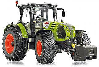 Wiking Claas Arion 640 Diecast - 1/32 Scale