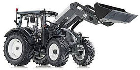 Wiking Valtra N123 Frontloader - 1/32 Scale