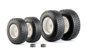 Wiking Winter Tires T4 Series 4/ - 1/32 Scale