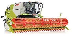 Wiking Claas Combine w/Mower - 1/32 Scale