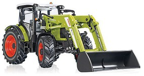 Wiking Claas Arion w/Frnt Loader 1/32 Scale