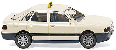 Wiking Audi 80 Taxi - HO-Scale