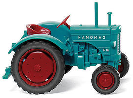 Wiking Hanomag R 16 blue - HO-Scale