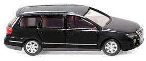 Wiking Volkswagen Passat B6 Station Wagon Assembled N Scale Model Railroad Vehicle #92102