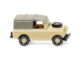 Wiking Land Rover 1958-71 N-Scale
