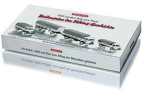 Wiking Set Brauerei DAB Lmtd Edt HO-Scale