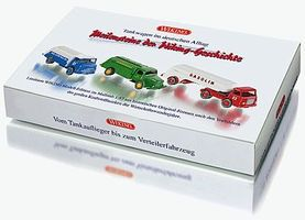 Wiking Tankers f/German Everyday - HO-Scale