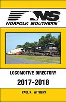 Withers Norfolk Southern Locomotive Directory 2017-2018
