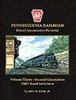 Withers Pennsylvania Railroad Locomotive Pictorial (Vol. 3) Model Railroading Historical Book #63