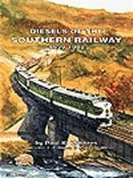 Withers Diesels of the Southern Railway 1939-1982 Model Railroading Historical Book #68
