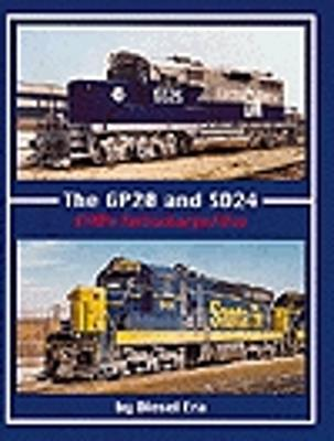 Withers The GP20 and SD24 - EMDs Turbocharged Duo Model Railroading Historical Book #70