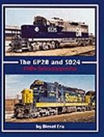 Withers The GP20 and SD24 EMD's Turbocharged Duo Model Railroading Historical Book #70