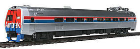 WKW Metroliner 4-Car Set - Snack Bar, Parlor & 2 Coaches - Standard DC Amtrak (Phase II)
